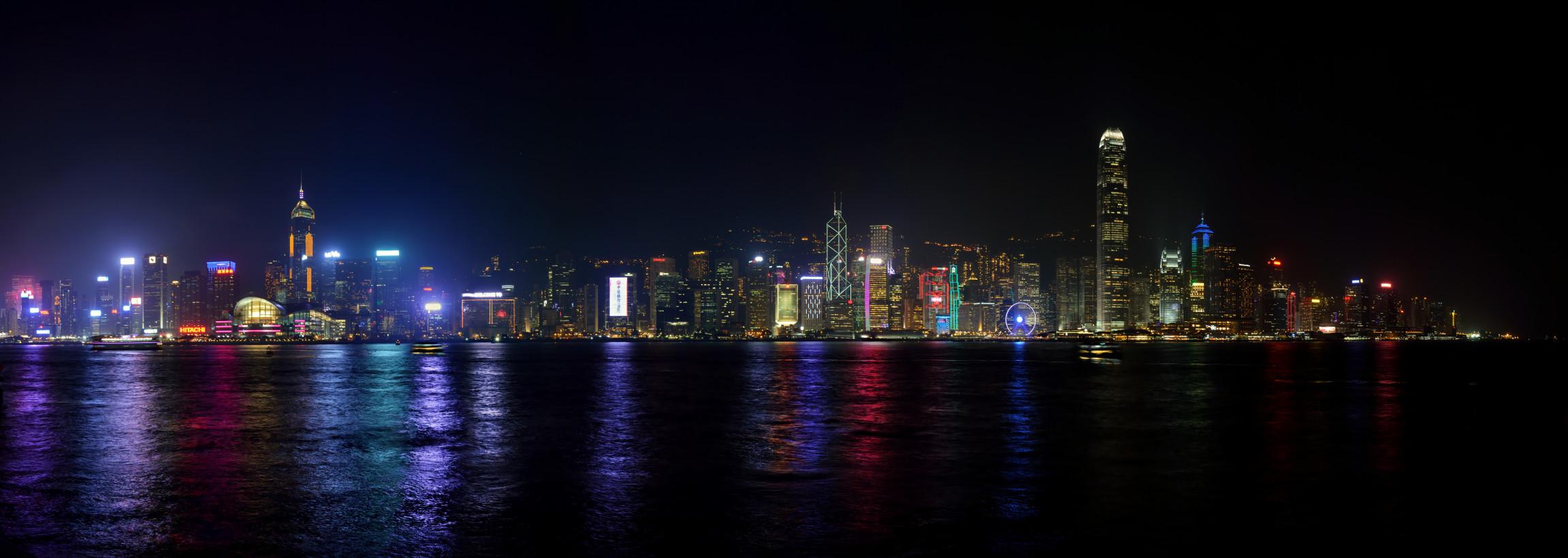 Night-Hong-Kong