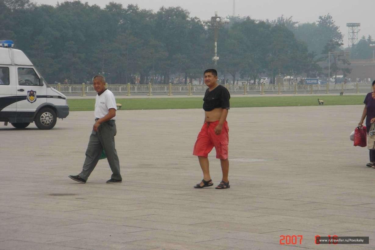 2007.08.16 0120 Beijing. Tian'anmen