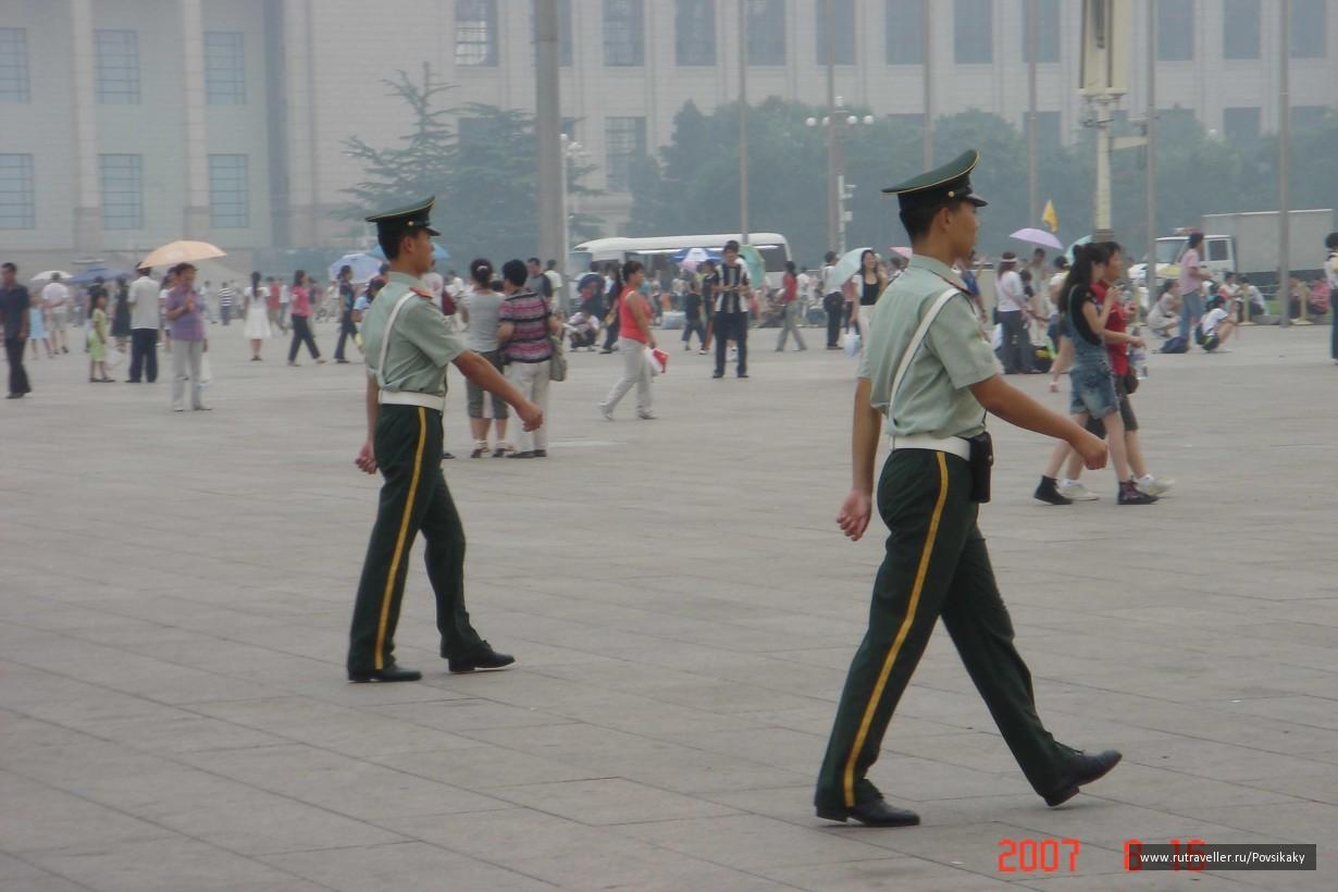 2007.08.16 0119 Beijing. Tian'anmen