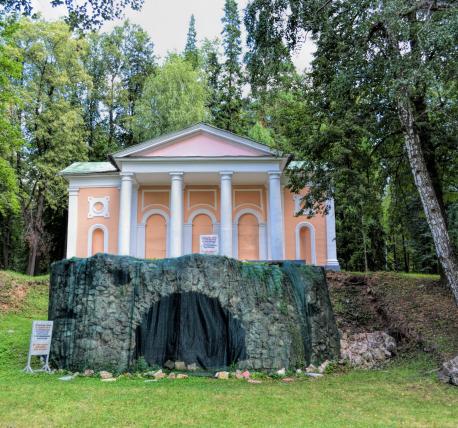 Мемориальный комплекс с крестом Урень памятник с крестом Велиж
