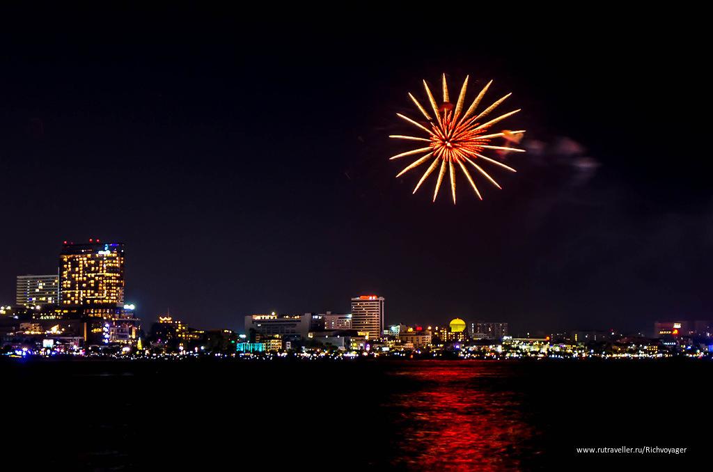 Fireworks Beach Festival - 30 Nov. 2013