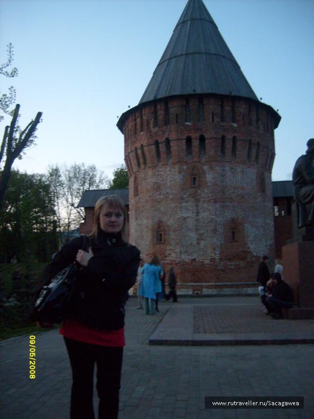 май 2008, Громовая башня