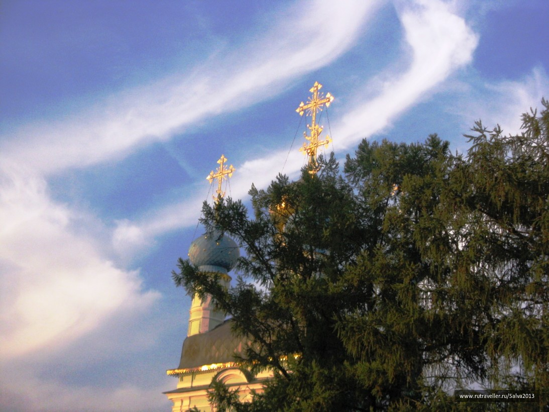 Кресты Казанского