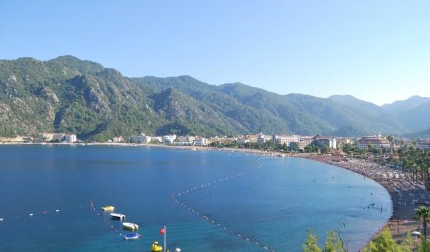 Приятный отдых на Эгейском море! Турция!
