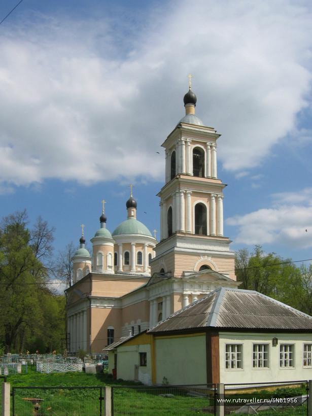 Село Спас-Заулок