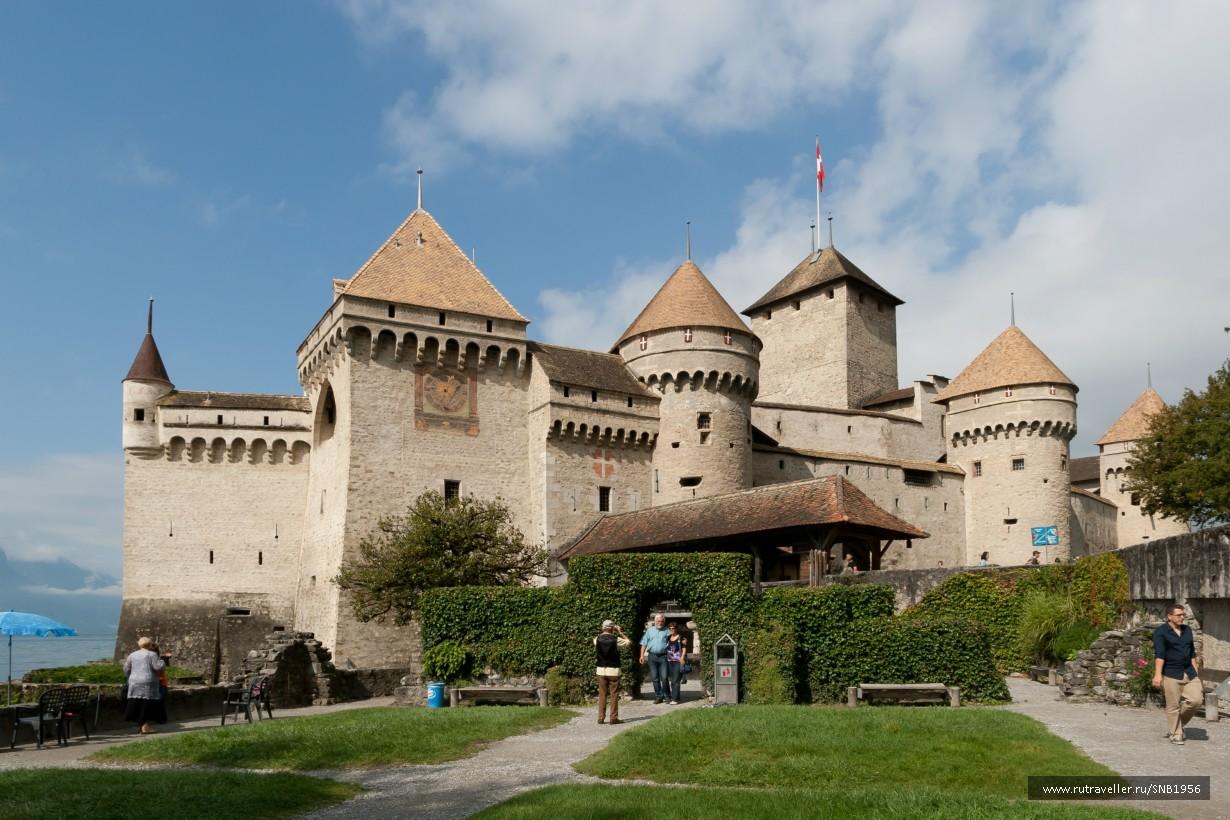 Шильонский замок-055