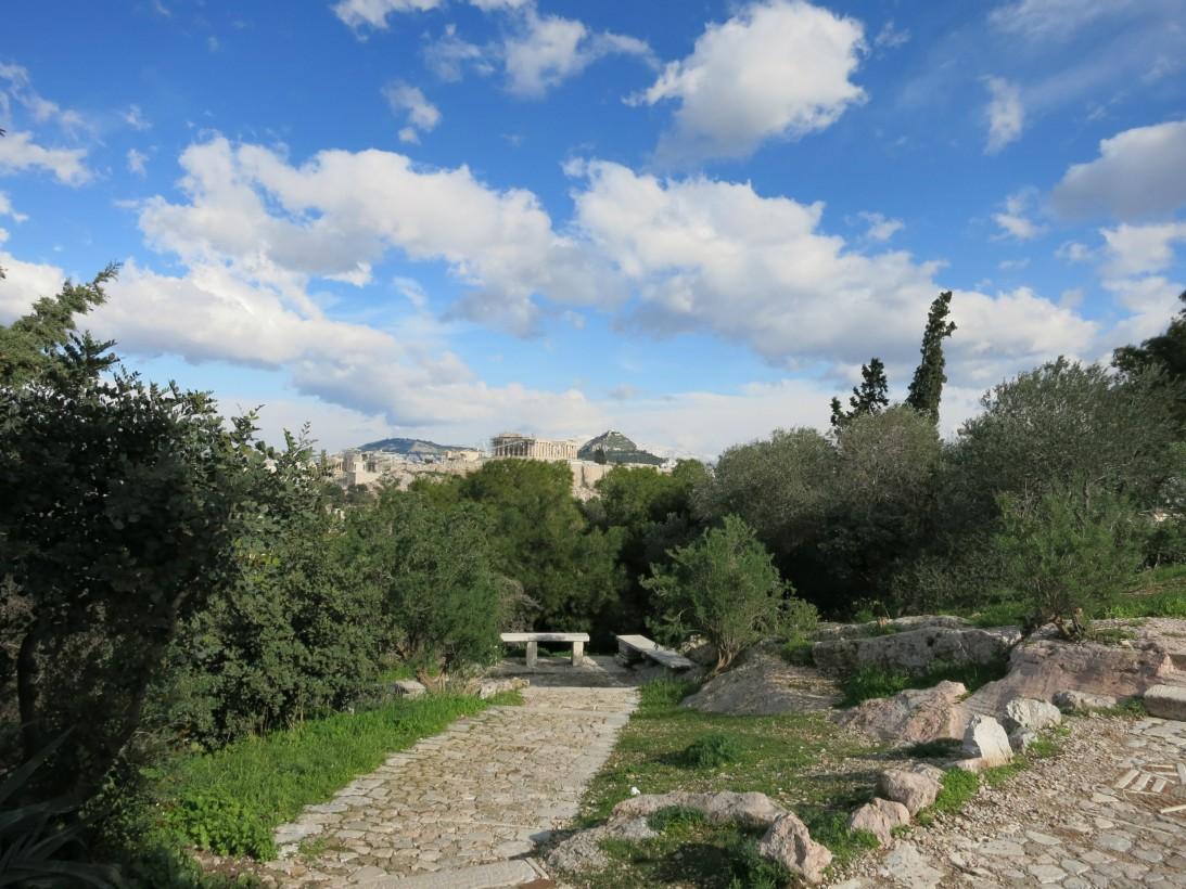 Холм Филопаппу