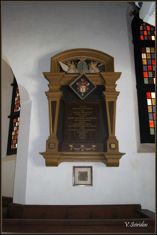 Шри-Ланка. Галле. Голландская протестантская церковь (Dutch Church).