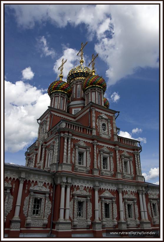 Нижний Новгород. Церковь Собора Пресвятой Богородицы.