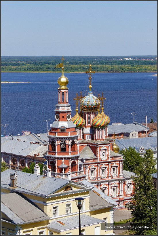 Храм в честь Собора Пресвятой Богородицы.