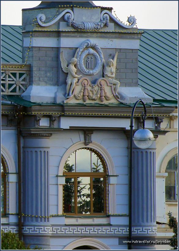 Здание Национального музея РТ.