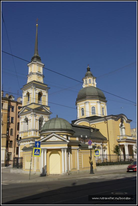 Церковь Симеона богоприимца и Анны пророчицы.