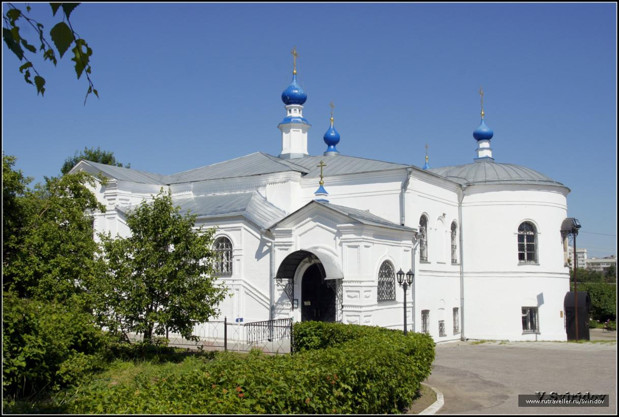 Владимир. Свято-Успенский Княгинин женский монастырь.