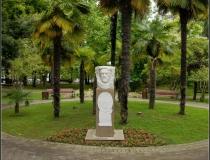 Памятник А. С. Ермолову