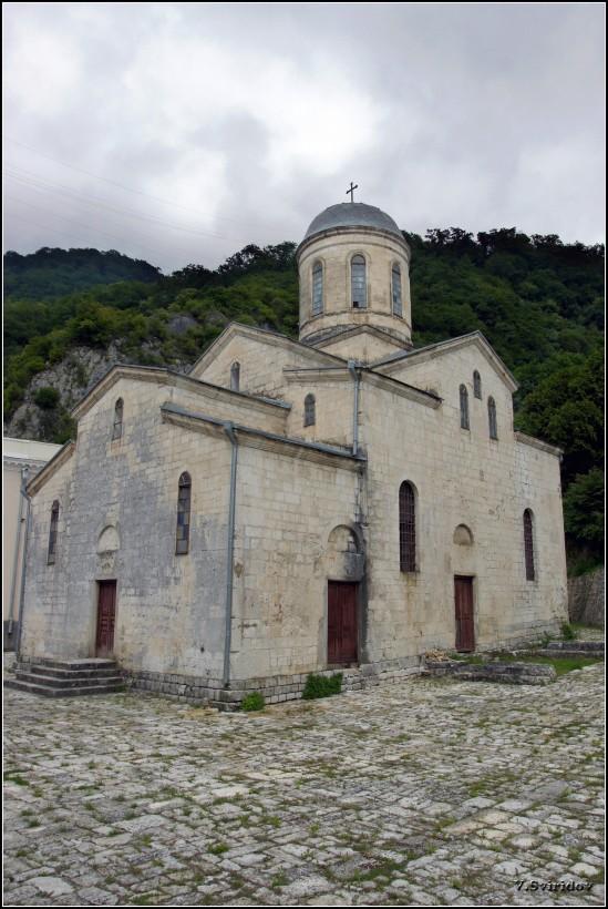 Храм Симона Кананита.