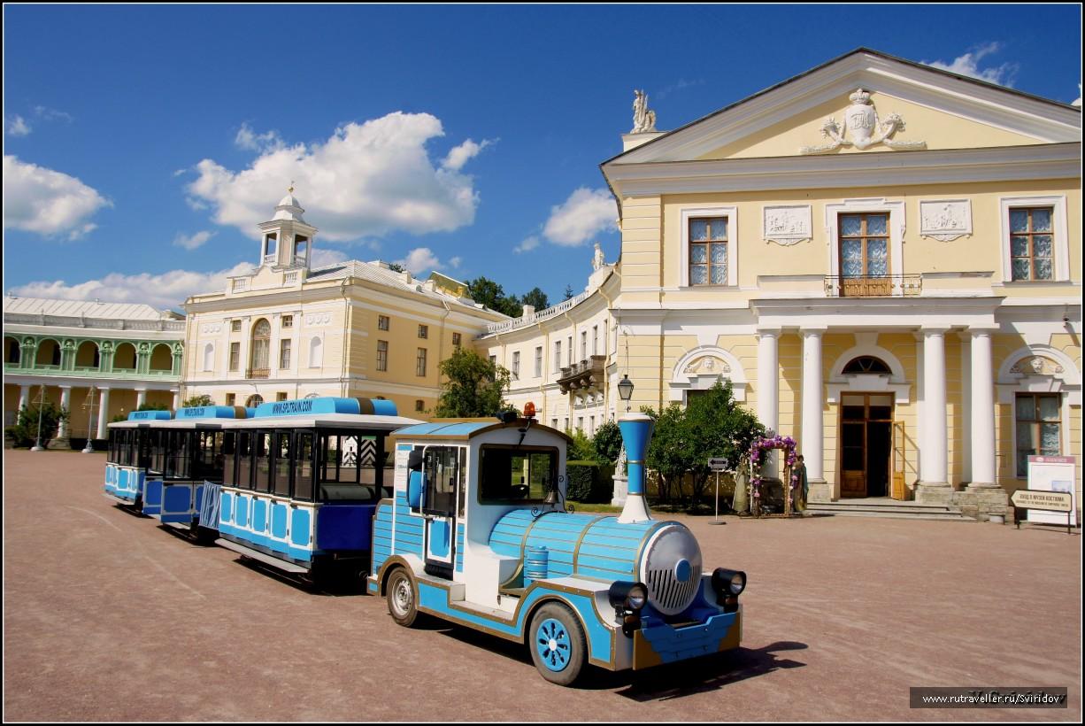 Музей «Павловский дворец»