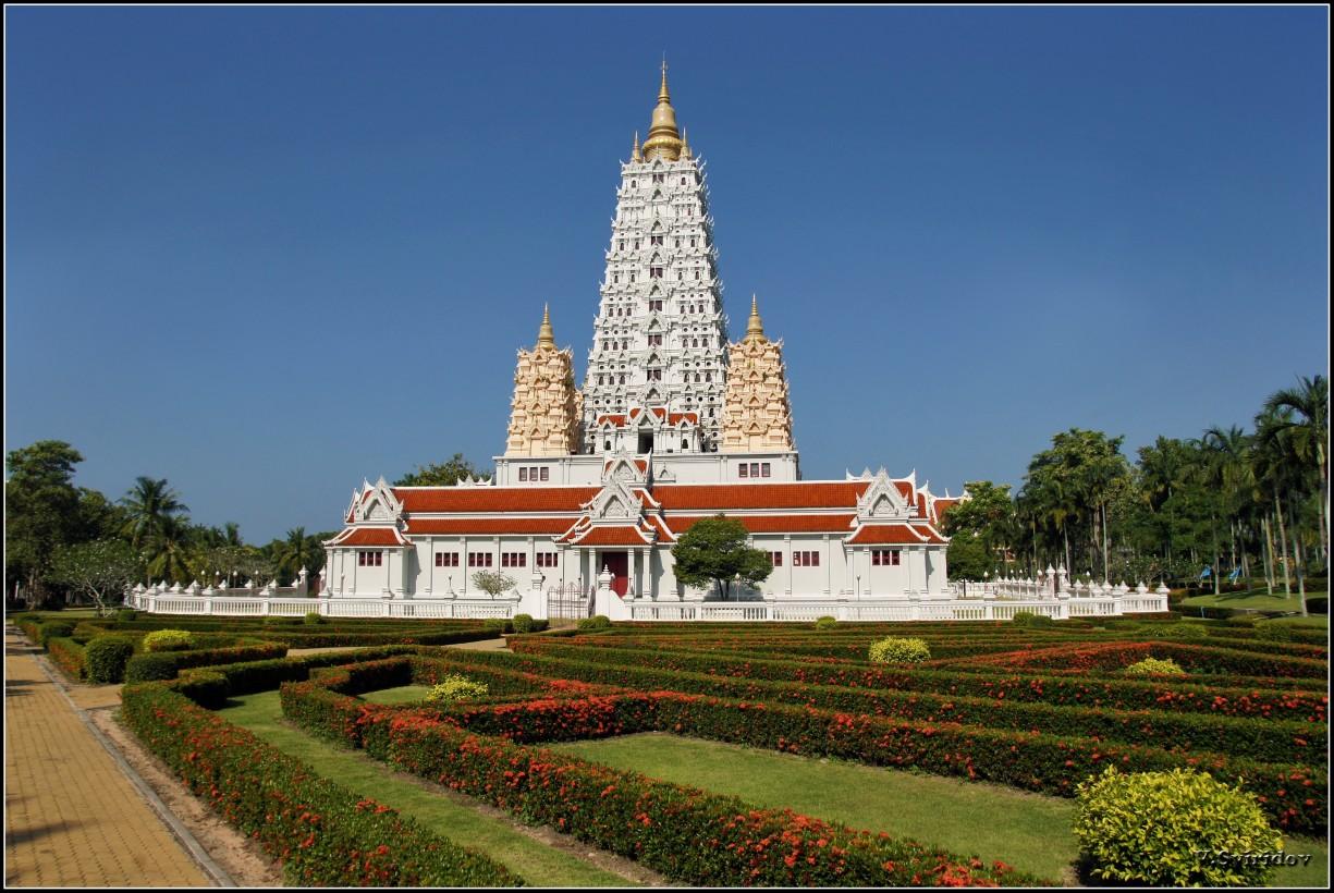 Паттайя. Храм Ват Ян (Wat Yan).
