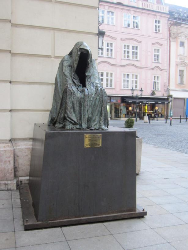 Прага.Скульптура