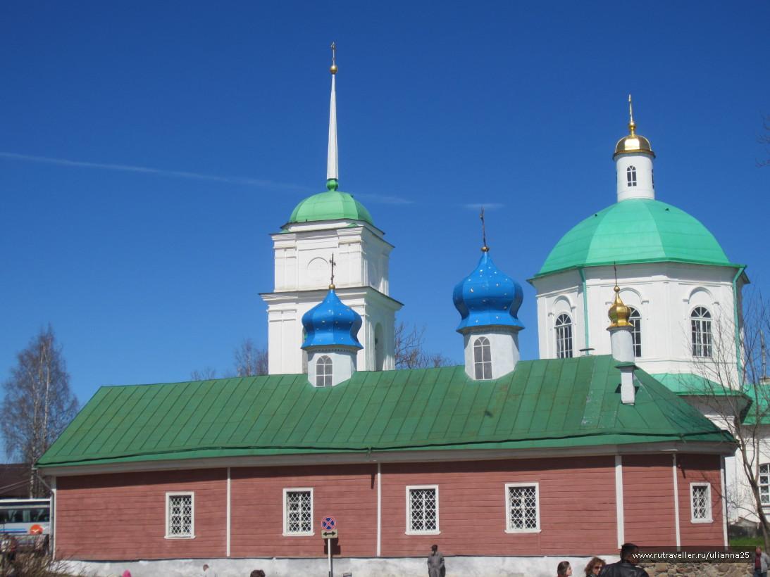 Варваринская церковь.