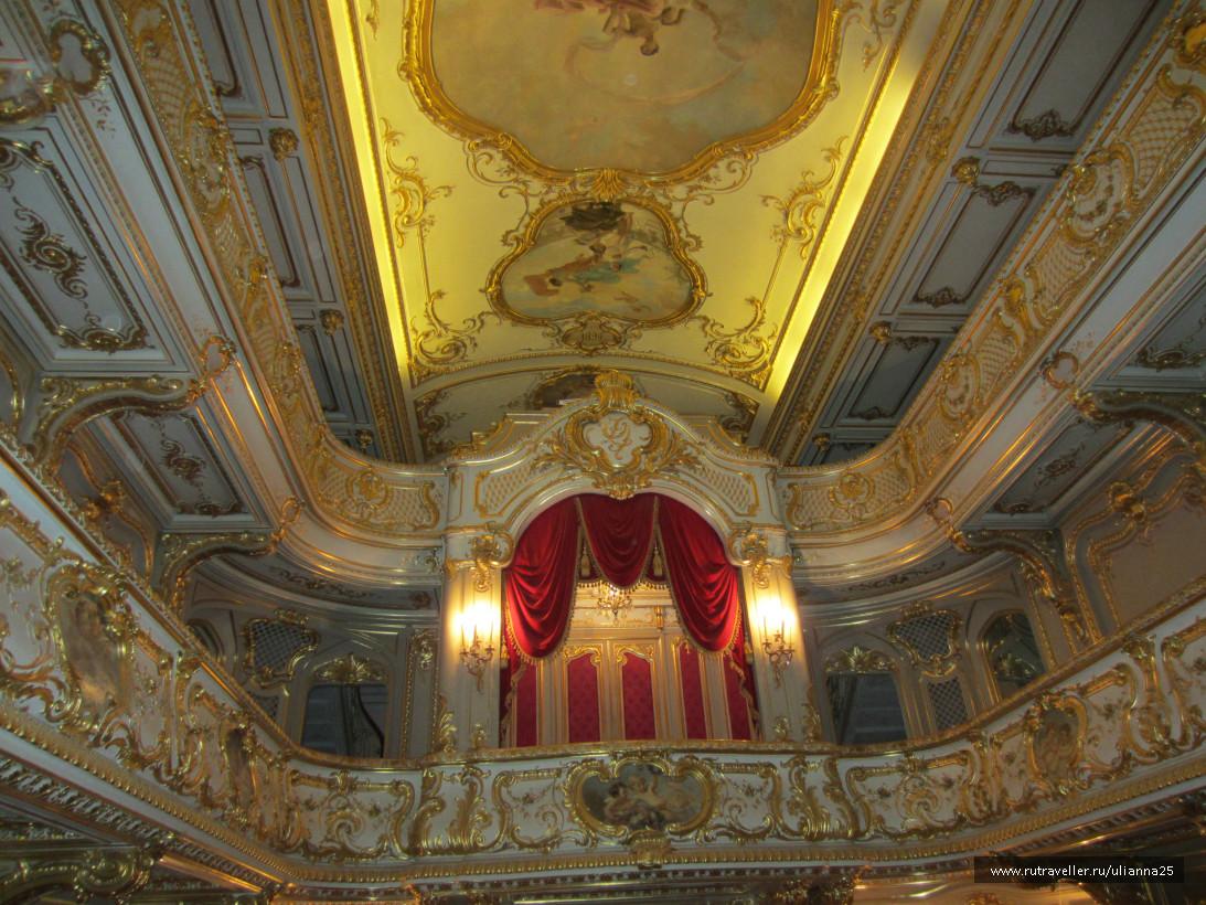 Театр Юсуповского дворца.