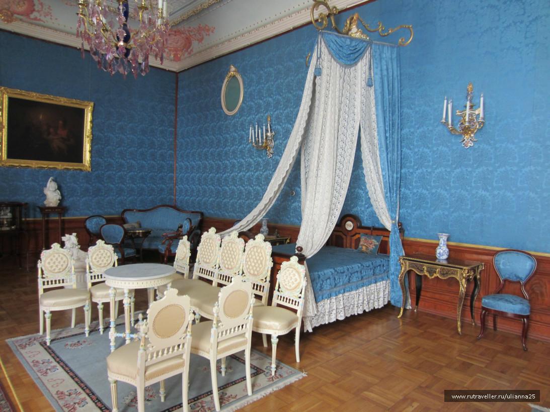 дворец Юсуповых на Мойке.