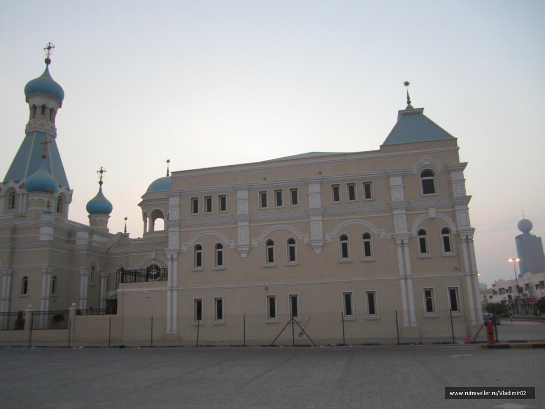 Храм Св. апостола Филиппа в Шардже