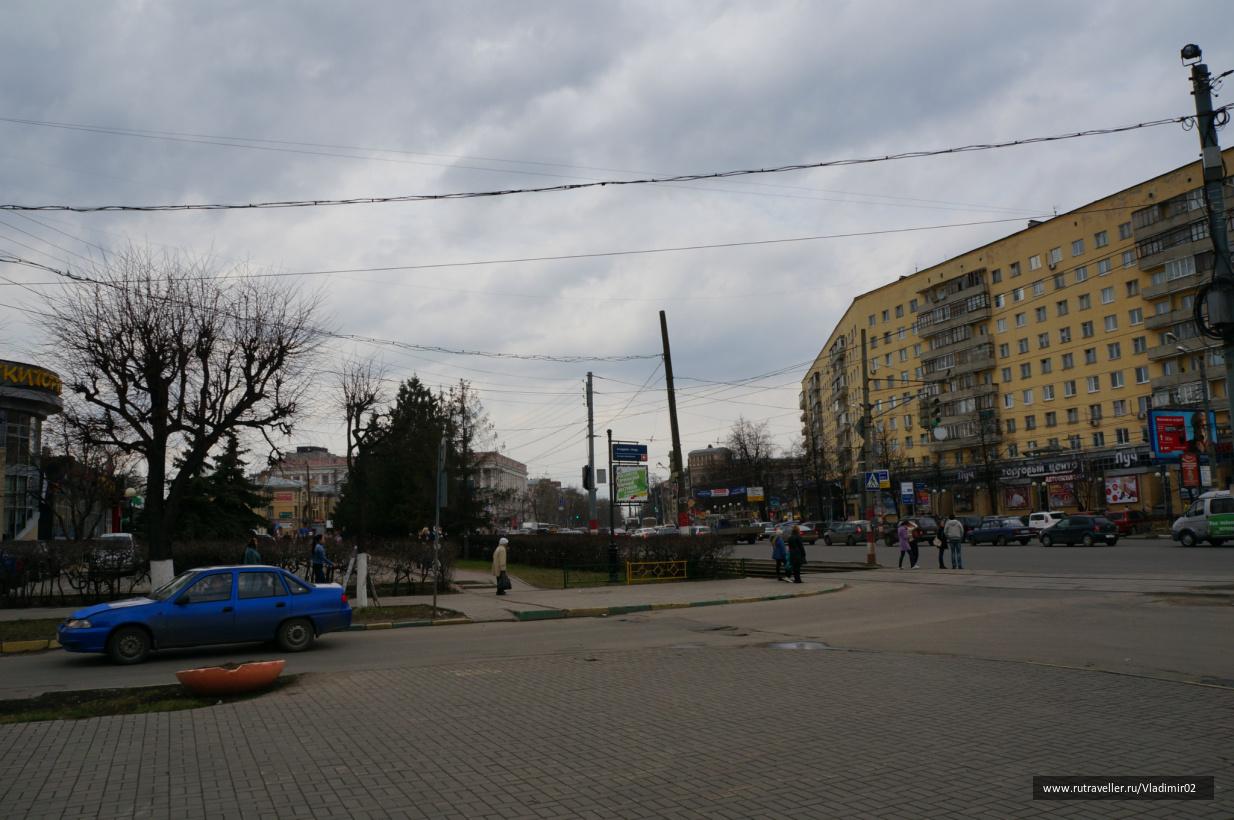 Центр Сормово